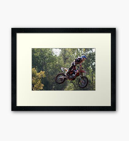 Dakota Alix Framed Print