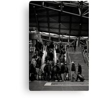 The business of being busy . . . Canvas Print