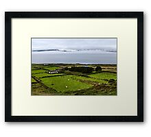 Irish Landscape Framed Print