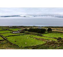 Irish Landscape Photographic Print