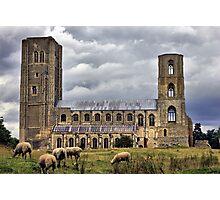 Wymondham Abbey Photographic Print