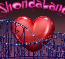 Shondaland Sticker