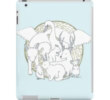Enchanted Animals iPad Case/Skin