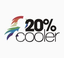 20% Cooler! (ALL options) - WHITE Baby Tee
