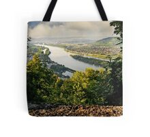 View from Leopoldsberg Tote Bag