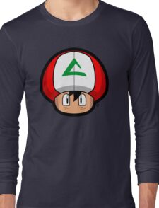 Ash-Shroom Long Sleeve T-Shirt