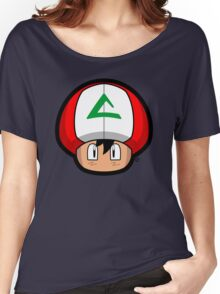 Ash-Shroom Women's Relaxed Fit T-Shirt