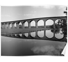 Arthington Viaduct, West Yorkshire #1 Poster