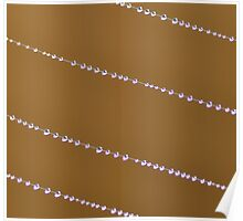 Strings of Pearls Poster