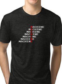 Man Machine Tri-blend T-Shirt