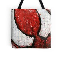 Man of the Spider Abstract Tote Bag