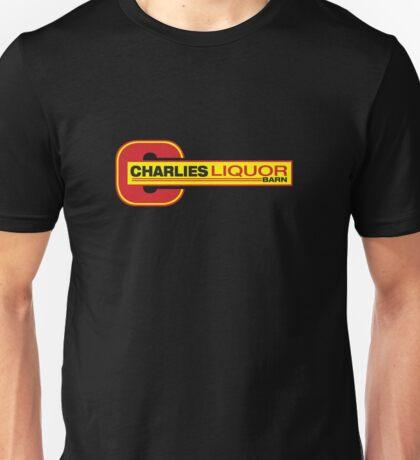 Charlies Liqour Barn Unisex T-Shirt