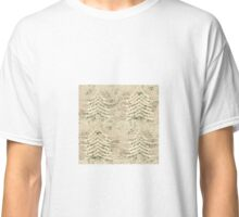 Siskiyou Trees Knit Classic T-Shirt