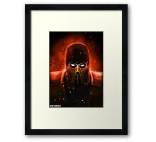 Scorpion Framed Print