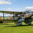 DH.89a Dragon Rapide G-AGJG by Colin Smedley