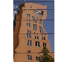 Stata Abstract Photographic Print