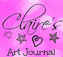 Claire's Art Journal  by Deborah McGrath