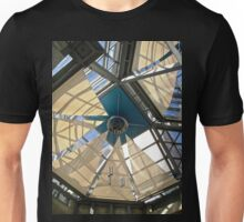 Light Fixture in the National Gallery, Ottawa, ON Canada Unisex T-Shirt