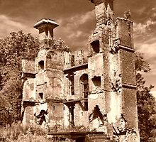 Rosewell Ruins by ImagesByTom