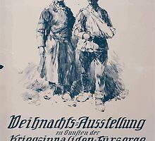 Gesellige Vereinigung Münchner Künstler ev Weihnachts Ausstellung zu gunsten der Kriegsinvaliden für sorge ins besonders Erblindeter 1082 by wetdryvac