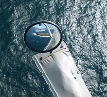 Helicopter Mirror Reflection by PrecisionHeli