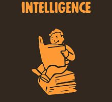 Fallout - S.P.E.C.I.A.L. Intelligence orange T-Shirt