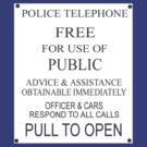 Police Box by metalbeak