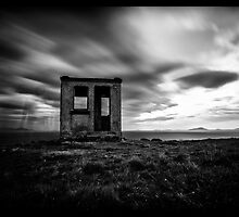 Ghost in a Shed by Rory Garforth