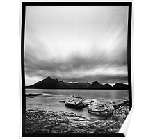 The Cuillins from Elgol Poster