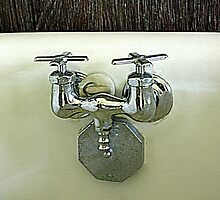 Victorian taps by PPPhotoArt