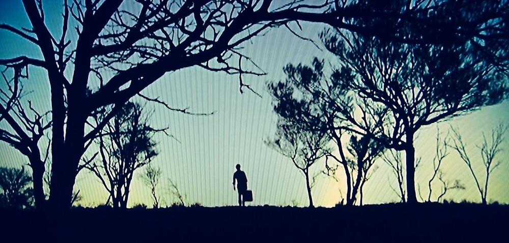 wake in fright... by MacLeod