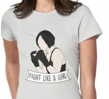 Fight Like Sun Bak Womens Fitted T-Shirt