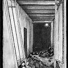 Ruined Hallway by SarahBelham