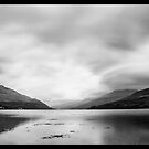 Loch Long - Scotland by Rory Garforth