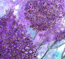 Lilac Ladies Sticker