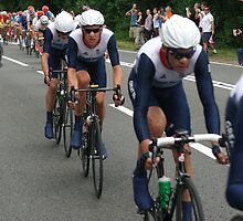 Team GB Mens Road Race by victor55