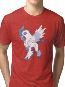 Mega Absol Tri-blend T-Shirt