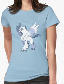Mega Absol Womens Fitted T-Shirt