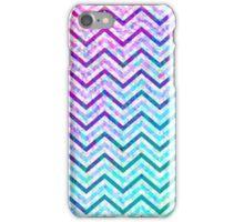 Zig Zag Chevron Pattern iPhone Case/Skin