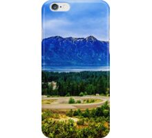 Lake Cle Elum Washington iPhone Case/Skin