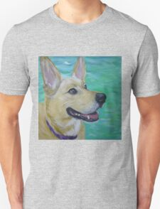 Lilly by a River T-Shirt
