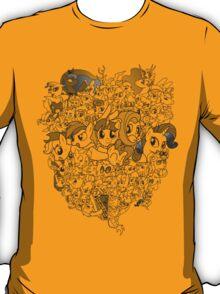 My Little Pony - Groupshot T-Shirt