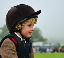 Waiting To Compete ~ Buckham Fair by Susie Peek