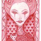 Red Queen by Octavio Velazquez