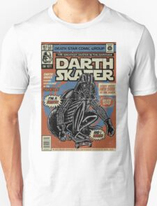 Darth Skater The Skate Lord T-Shirt