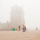 Belém Tower mist by terezadelpilar~ art & architecture