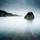 Pettico Wick, St Abbs Head, Scottish Borders by Iain MacLean