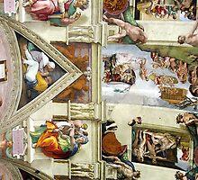 Cappella Sistina - Sistine Chapel - Rome by artguy24