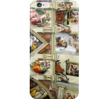 Cappella Sistina - Sistine Chapel - Rome iPhone Case/Skin