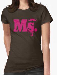 Ms. Mustache2 T-Shirt